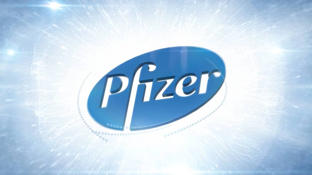 PFIZER CORPORATE SIGN