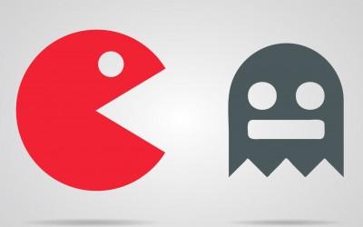 Die Werbe-Pac-Man gehen um …