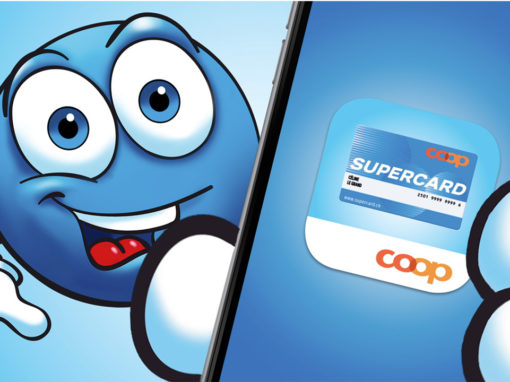 COOP – SUPERCARD PASSENGER TV